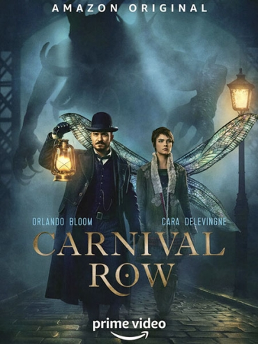 Карнивал Роу (1 сезон) / Carnival Row (2019) WEB-DLRip / WEB-DL 720