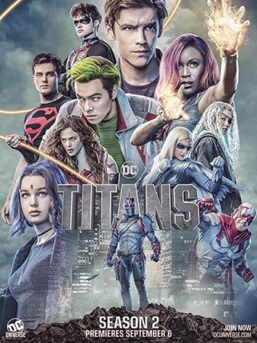 Титаны (2 сезон) / Titans (2019) WEB-DLRip / WEB-DL 720