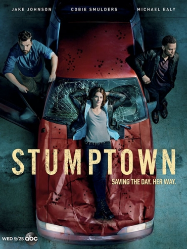 Стамптаун (1 сезон) / Stumptown (2019) WEB-DLRip