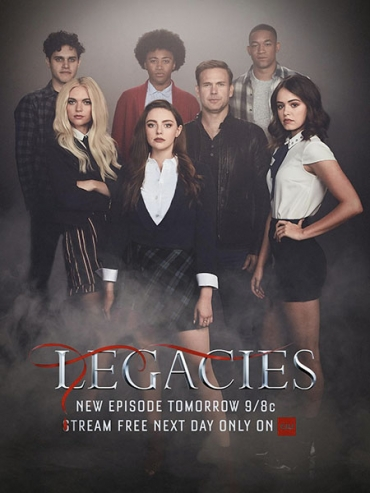 Наследие (2 сезон) / Legacies (2019) WEB-DLRip / WEB-DL 720 / WEBRip