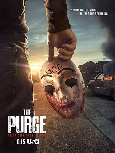 Судная ночь (2 сезон) / The Purge (2019) WEB-DLRip / WEB-DL 1080 / WEBRip