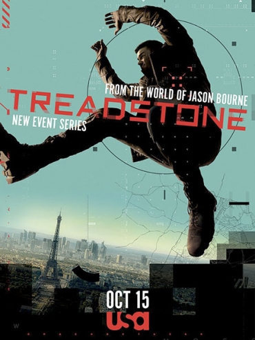 Тредстоун (1 сезон) / Treadstone (2019) WEB-DLRip / WEBRip