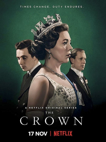 Корона (3 сезон) / The Crown (2019) WEB-DLRip