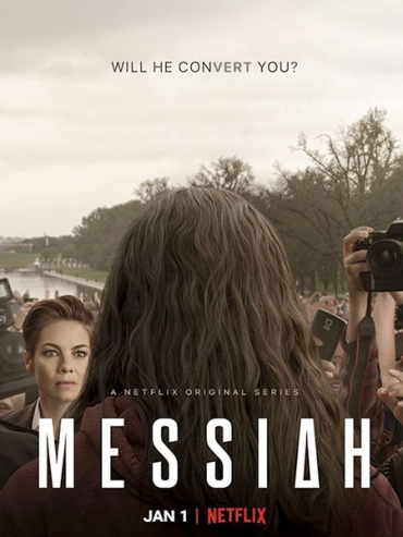 Мессия (1 сезон) / Messiah (2020) WEB-DLRip
