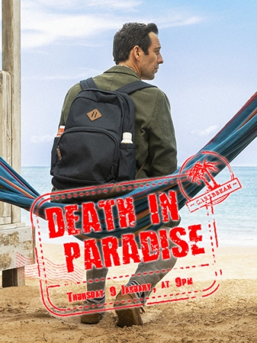 Смерть в раю (9 сезон) / Death in Paradise (2020) WEB-DLRip