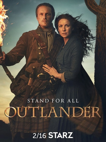 Чужестранка (5 сезон) / Outlander (2020) WEB-DLRip