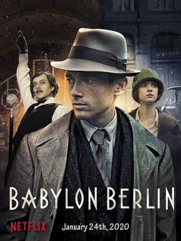 Вавилон-Берлин (3 сезон) / Babylon Berlin (2020) WEB-DLRip