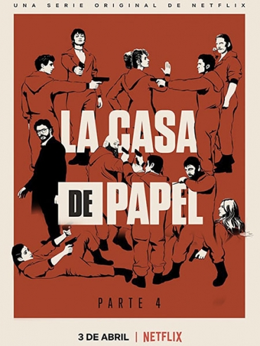 Бумажный дом (4 сезон) / La casa de papel / Money Heist (2020) WEB-DLRip