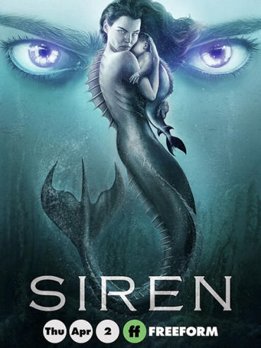 Сирена (3 сезон) / Siren (2020) WEB-DLRip / WEB-DL 1080