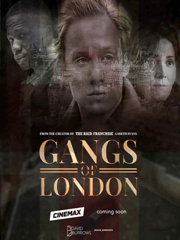 Банды Лондона (1 сезон) / Gangs of London (2020) WEB-DLRip / HDTVRip / WEBRip