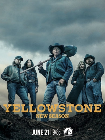 Йеллоустоун (3 сезон) / Yellowstone (2020) WEB-DLRip